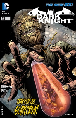 Batman: The Dark Knight (2011- ) #12 - Gregg Hurwitz & David Finch pdf download