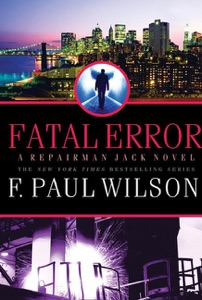 Fatal Error - F. Paul Wilson pdf download