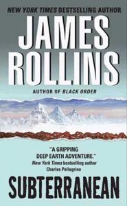 Subterranean - James Rollins pdf download