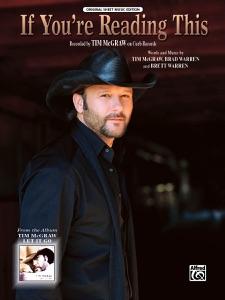 If You're Reading This - Tim McGraw, Brad Warren & Brett Warren pdf download