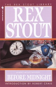 Before Midnight - Rex Stout pdf download