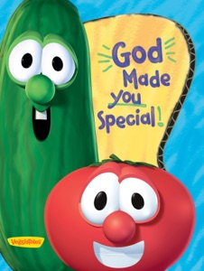 God Made You Special / VeggieTales - Eric Metaxas pdf download