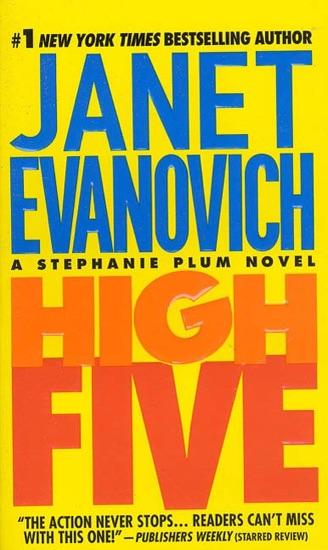 High Five - Janet Evanovich pdf download