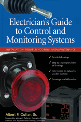 Electrician''s Guide to Control and Monitoring Systems: Installation, Troubleshooting, and Maintenance - Albert F. Cutter Sr.