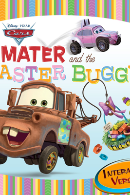 Cars:  Mater and the Easter Buggy (Interactive Version) - Disney Book Group
