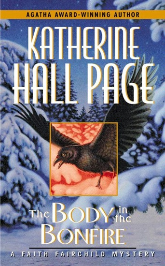 The Body in the Bonfire by Katherine Hall Page PDF Download