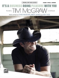 It's a Business Doing Pleasure with You - Chad Kroeger, Brett James, Joey Moi & Tim McGraw pdf download