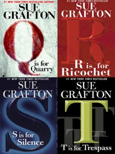 Four Sue Grafton Novels - Sue Grafton pdf download