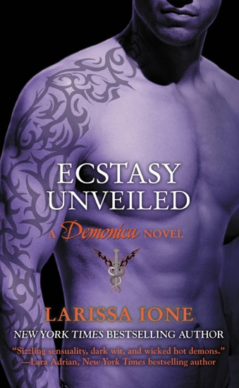 Ecstasy Unveiled by Larissa Ione pdf download