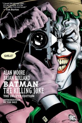 Batman The Killing Joke Deluxe - Alan Moore & Brian Bolland