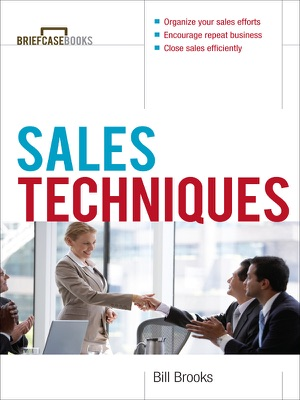 Sales Techniques - Bill Brooks pdf download