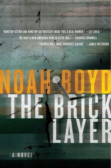 The Bricklayer - Noah Boyd pdf download
