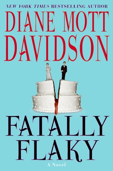 Fatally Flaky by Diane Mott Davidson pdf download