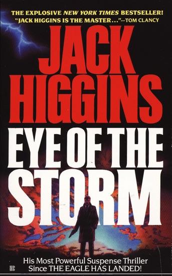 Eye of the Storm by Jack Higgins PDF Download