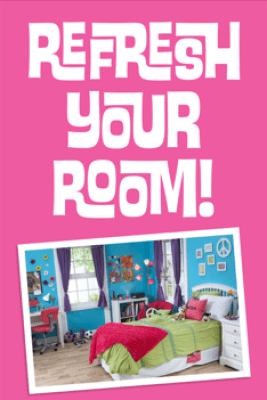 Refresh Your Room! - Editor, Mary Richards Beaumont