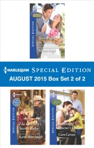 Harlequin Special Edition August 2015 - Box Set 2 of 2 - Allison Leigh, Karen Rose Smith & Caro Carson pdf download