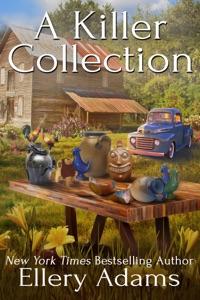 A Killer Collection - Ellery Adams pdf download