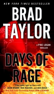 Days of Rage - Brad Taylor pdf download