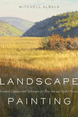 Landscape Painting - Mitchell Albala