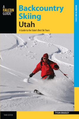 Backcountry Skiing Utah - Tyson Bradley