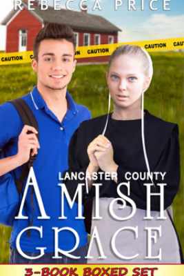 Lancaster County Amish Grace 3-Book Boxed Set - Rebecca Price