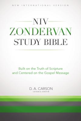 The NIV Zondervan Study Bible, eBook - Zondervan