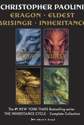 The Inheritance Cycle Complete Collection - Christopher Paolini