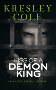Kiss of a Demon King - Kresley Cole pdf download