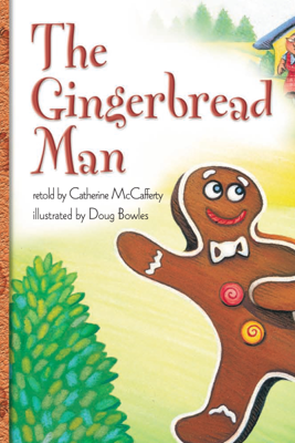 The Gingerbread Man - Catherine McCafferty