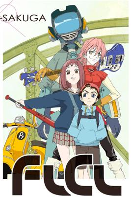 Anime : E-SAKUGA FLCL - Onebilling