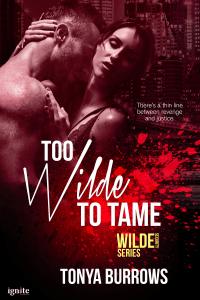 Too Wilde to Tame - Tonya Burrows pdf download