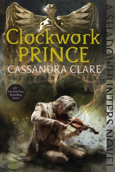 Clockwork Prince by Cassandra Clare PDF Download