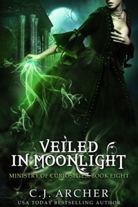 Veiled in Moonlight - C.J. Archer pdf download