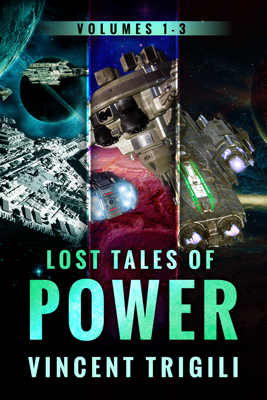 The Lost Tales of Power - Vincent Trigili pdf download