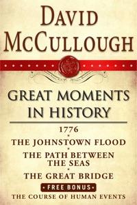 David McCullough Great Moments in History E-book Box Set - David McCullough pdf download