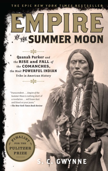 Empire of the Summer Moon by S. C. Gwynne pdf download