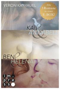 Kai & Annabell: + Ben & Helena (Alle Bände und der Spin-off in einer E-Box!) - Veronika Mauel pdf download