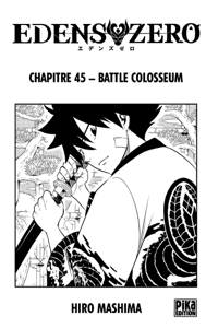 Edens Zero Chapitre 045 - Hiro Mashima pdf download