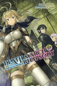 Death March to the Parallel World Rhapsody, Vol. 10 (light novel) - Hiro Ainana pdf download