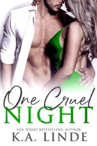 One Cruel Night - K.A. Linde pdf download