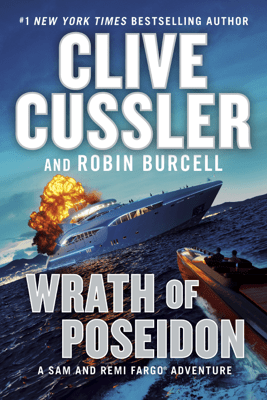 Wrath of Poseidon - Clive Cussler & Robin Burcell