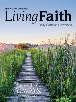 Living Faith April, May, June 2020 - Terence Hegarty pdf download