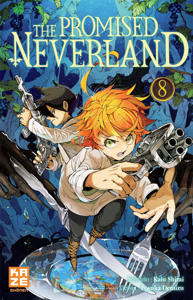 The Promised Neverland T08 - Kaiu Shirai & Posuka Demizu pdf download