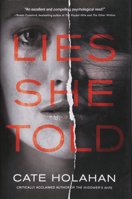 Lies She Told - Cate Holahan pdf download