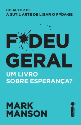F*deu Geral - Mark Manson pdf download