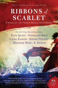 Ribbons of Scarlet - Kate Quinn, Stephanie Dray, Laura Kamoie, E Knight, Sophie Perinot & Heather Webb pdf download
