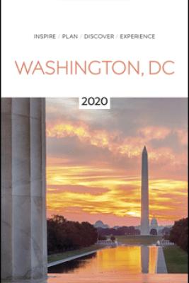 DK Eyewitness Washington, DC - DK Eyewitness