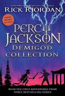 Percy Jackson Demigod Collection - Rick Riordan pdf download