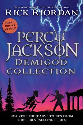 Percy Jackson Demigod Collection - Rick Riordan