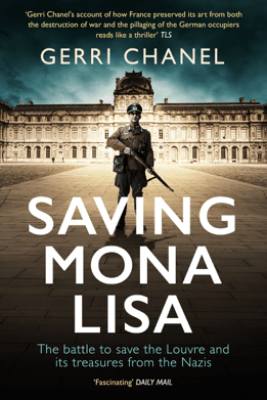 Saving Mona Lisa - Gerri Chanel